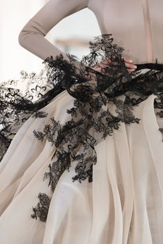 Stéphane Rolland at Couture Spring, 2015 (Details)