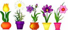 Astronomiczna wiosna – Ozdoby: Wiosenne kwiaty 2