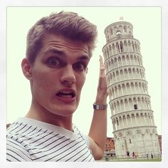 """No Tower of Pisa, don't fall over! #Pisa #Tower #Leaning #Building #Structure #Italy #Supporting… instagram.com/p/ZbPwAJBugM/"""