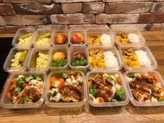 FIT LunchBoxy Expresowe w 45 minut Chocolate Chip Frappe, Healthy Style, Bento, Meal Prep, Lunch Box, Health Fitness, Meals, Cooking, Ethnic Recipes
