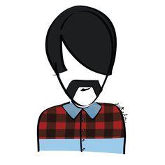 moustache boy_