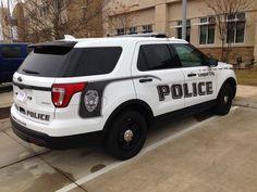 League City Police Dept. Ford PI SUV (Texas)