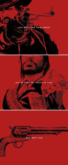 Red Dead Redemption: outlaws to the end.