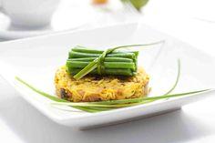 Fasolka szparagowa z ryżem curry #smacznastrona #przepisytesco #poradytesco #ryż #curry #imbir #mniam #food #tesco
