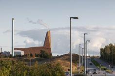 Incineration Line in Roskilde,© Tim Van de Velde