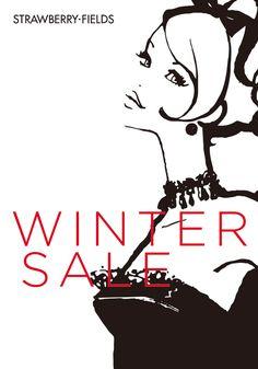 Winter Atelier SALE !! 2.6 fri. − 7 sat.