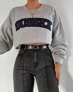 Mode Outfits, Retro Outfits, New Outfits, Fall Outfits, Cute Comfy Outfits, Stylish Outfits, Teenager Outfits, Outfits For Teens, Winter Fashion Outfits