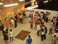 La extensión cultural en la región se hace visible a través de los espacios para el fortalecimiento de las artes visuales, pero también a través de las cátedras regionales