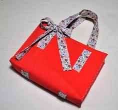 """Kit """"Cabas"""" kit couture pour enfants www.e-toile26.com"""