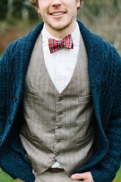 Groom & Groomsmen: Groom-to-be dressed in Ralph Lauren for wedding engagement shoot // Photo by: Daniel Cruz Photography on Engaged & Inspired Blue Wedding, Hipster Wedding, Rustic Wedding, Dream Wedding, Groom And Groomsmen, Groom Suits, Groom Looks, Engagement Shoots, Wedding Engagement
