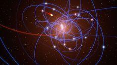foredrag om supermassive sorte huller og kvasarer