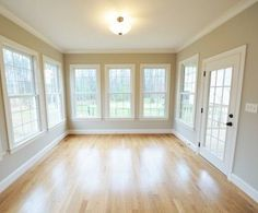 Dining Room Addition Ideas. Lots Of Windows, French Doors To Backyard.