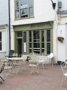 The Greedy Cow, Cafe Deli, 3 Market Place, Margate CT9 1ER, England
