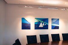 Ein Triptychon in Bonn von mir gemalt – Stefan Schwarz