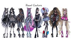 #HauntCouture 2016 by Hayden Williams #Halloween                                                                                                                                                                                 More