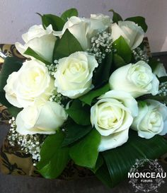 Rosas blancas 40€