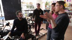 Achter de schermen bij de opnames van de nieuwe Efteling Commercial - Ec...