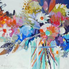 "Gather #10 48""x48""  SOLD"