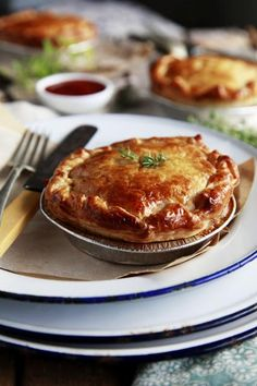 """How To Make The Perfect Meat Pie Beef Recipe **Lex's were even prettier!"""""""