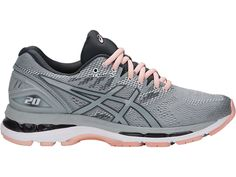 The GEL-Nimbus 20 is celebrating 20 years as a staple shoe for neutral  runners. ASICS 6fa7a54bad246