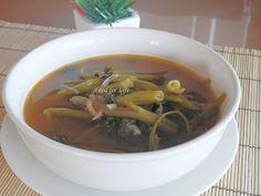 Food for Life: Burmese sour soup (ခ်ဥ္ရည္ဟင္း)
