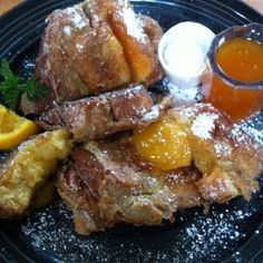Apricot and French Toast just sounds like a sinful combination.