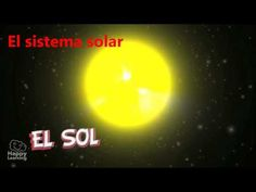 El sistema solar para niños de primaria