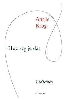 Het hart van de poëzie van Antjie Krog schuilt in haar gedichten over verliefdheid, liefde, huwelijk en gezin, en ouder worden. Voor deze tweetalige bundel maakte Krog zelf een keuze uit haar mooiste persoonlijke gedichten, waarvan vele nog niet eerder in het Nederlands vertaald zijn.  Antjie Krog werd in 1952 geboren in Kroonstad in de provincie Vrijstaat. Ze is een van de meest gewaardeerde en bekroonde schrijvers van Zuid-Afrika. Naast poëzie schrijft ze proza, toneel en non-fictie...