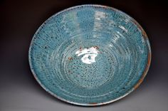 Serving Bowl Pottery Salad Bowl A by darshanpottery on Etsy, $80.00