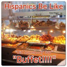 Hispanics be like.. Lmaoo!