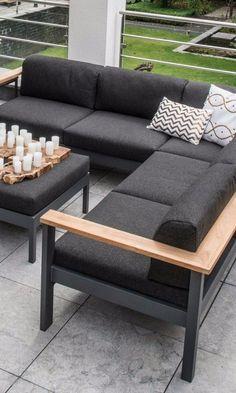 Welded Furniture, Loft Furniture, Iron Furniture, Home Decor Furniture, Rustic Furniture, Furniture Design, Furniture Outlet, Furniture Ideas, Sofa Bed Design