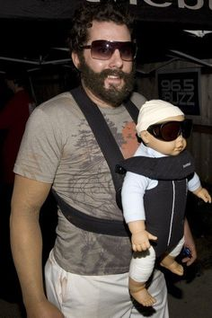 Allen from The Hangover Movie Costume | Costume Pop  sc 1 st  Pinterest & Allen and Carlos from the Hangover - LOVE THIS for a couples costume ...