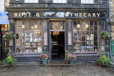 Rose & Co Apothecary by RoseyMacDoo, via Flickr