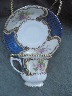 Vintage Goldcastle Japan demitasse cup and saucer