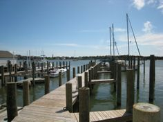 Ocracoke Vacation Rental - VRBO 163827 - 2 BR Northern Coast & Outer Banks Condo in NC, Central Ocracoke Waterfront with Boatslip! Honeymoon...