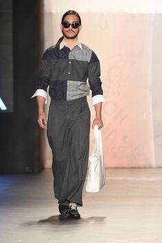 NON STOP by David Alfonso Spring Summer 2016 Primavera Verano - #Menswear #Trends #Tendencias #Moda Hombre - Colombiamoda 2015 - Male Fashion Trends