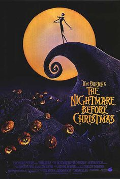 The Nightmare Before Christmas (1993): Brought a scary twist to a supposed children's movie. The trend of devious schemes of scaring others and kidnapping Santa Claus come about when Jack Skeleton becomes bored - an allegory for the fast paced rebellion when the normal instances becoming boring for the celebrities and population of the 90s, namely bands.