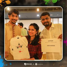Great mix of creativity and fun on display at the T shirt painting competition in Anibrain to mark Independence Day celebrations!