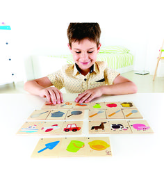 Hape Wooden Toys help children learn while playing through designs built upon 30 years of HAPE work. Discover the best HAPE online toy store selection here. Wooden Toy Boxes, Wooden Toys, Toys Online, Toy Store, Kids Learning, Playing Cards, Kids Rugs, Games, Children