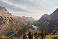 Glacier National Park - Many Glacier