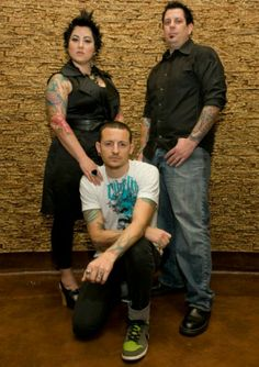 Chester❤ at Club Tattoo in Las Vegas