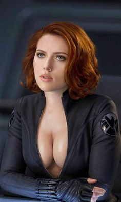 Something black widow sexy naked porn pic