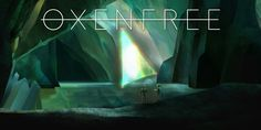 Oxenfree available on UK eShop
