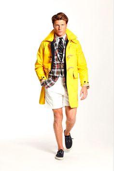 Ralph Lauren coleccion primavera verano 2014 New York Fashion Week