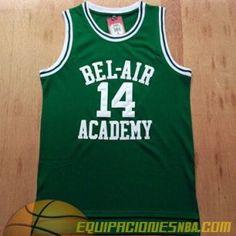 Camiseta nba baratas Película SMITH  14 green malla pano €24.99 4c843446b73