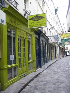Passage du Chantier, Paris XII