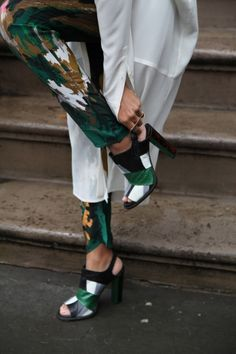 Color Print = Fab!! find more women fashion ideas on www.misspool.com