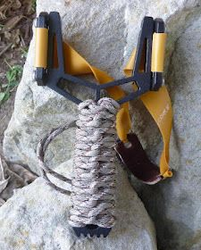 Stealth Survival: Riverwalker's Gear Review - The Y Shot Slingshot