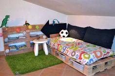 camas para niños con palets - Buscar con Google