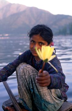 Lotus Child, Kashmir